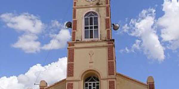 Condado-PB-Igreja de São Sebastião-Foto:adilsongenipapo