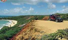 Conde - Conde PB - Vista da Praia de Coqueirinho