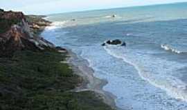 Conde - Praia de Tambaba em Conde-PB-Foto:Ten Rech