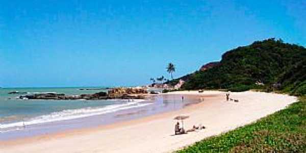 Praia de Tabatinga - PB - Conde - PB