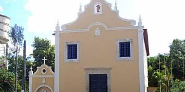 Conde-PB-Matriz de N.Sra.da Conceição-Foto:Vicente A. Queiroz