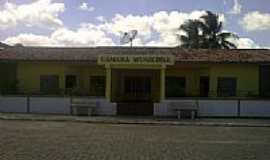 Cruz do Espírito Santo - Câmara Municipal de Cruz do Espírito Santo-PB-Foto:brunotyrone