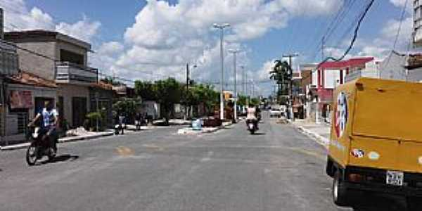 Imagens da cidade de Cruz do Espírito Santo - PB