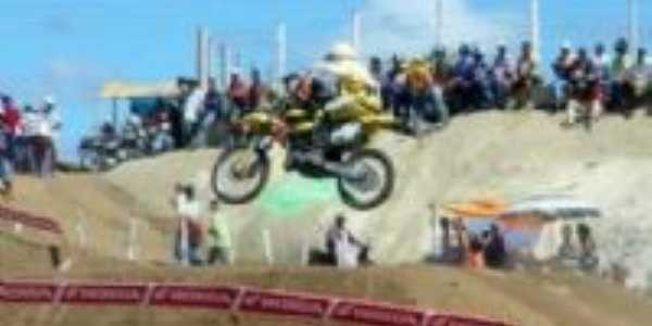 Super cross de Cubati, Por Bruna Santos