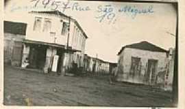 Cansanção - Entrada da Rua São Miguel