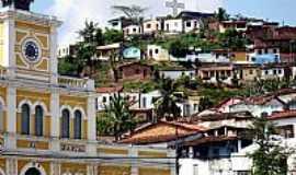 Cansanção - O Morro e o Cruzeiro em Cansanção-BA-Foto:Harisson Souza