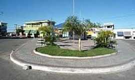 Cansanção - Praça em Cansanção-BA-Foto:cansancao.ba.