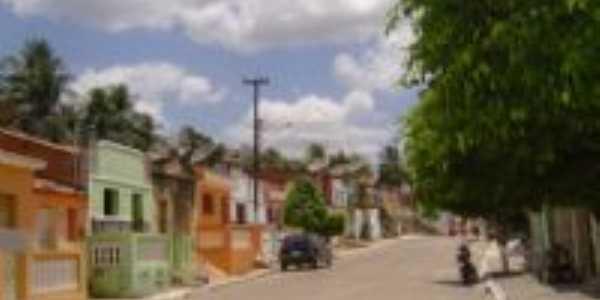 rua principal da entrada da cidade, Por vania veira ribeiro
