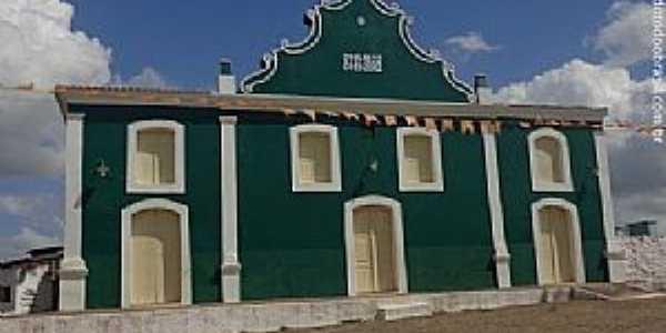 Imagens da cidade de Curral de Cima - PB