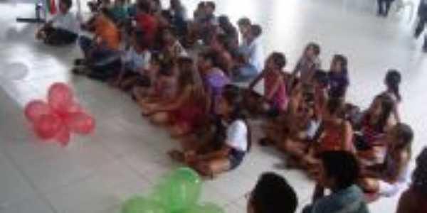 ermas tb trabalha com crianças missionarias, Por matheus araujo