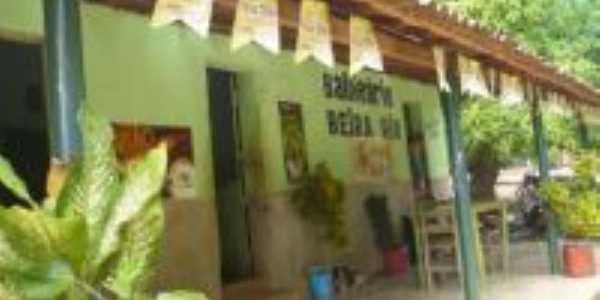 Vista do bar Beira Rio, Por Rui Lira Lima Verde
