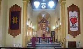 Esperan�a - Interior da Igreja Matriz-Foto:Sandro Felix Mouzinh�