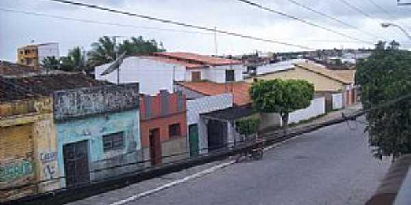 Esperança-PB-Rua do Cemitério-Foto:Sandro Felix Mouzinho