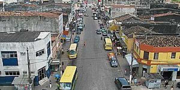 Esperança-PB-Vista do centro da cidade-Foto:Sandro Felix Mouzinho