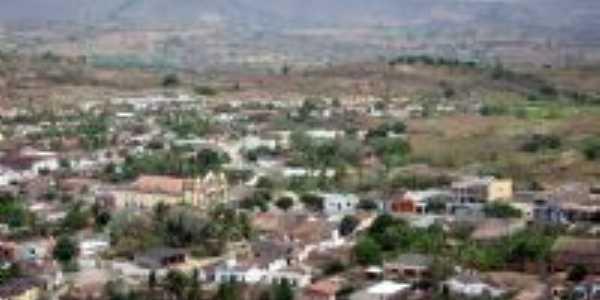 Vista da cidade de Fagundes , Por Fábio Leão