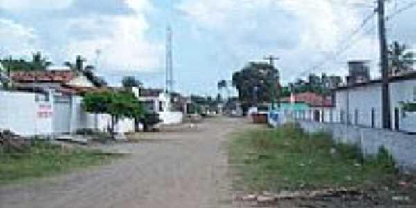 Rua de Forte Velho-PB-Foto:UHBPB