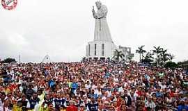 Guarabira - Estátua de Frei Damião - Guarabira - PB
