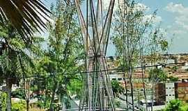 Guarabira - Monumento do novo Milênio no bairro novo. Foto: Jaiany Medeiros