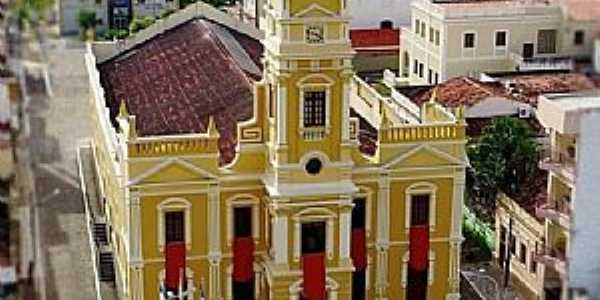 Catedral de Nossa Senhora da Luz. Foto: Clilson Júnior