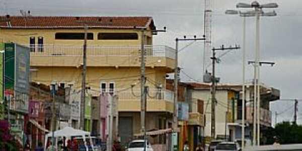 Imagens da cidade de Canudos - BA