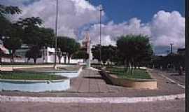 Gurinhém - Praça central-Foto:bmgurinhem
