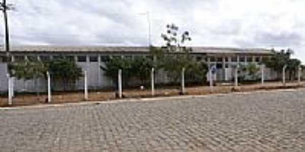Fundação Médica Hospitalar de Gurjão, por Thiago Reis.