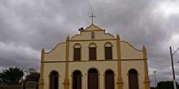 Igreja São Sebastião, por Thiago Reis.