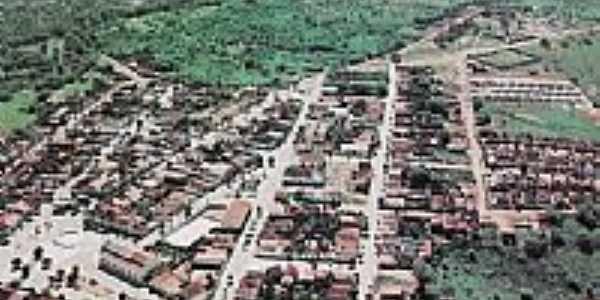 Vista aérea de Gurjão, por Thiago Reis.