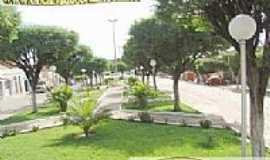 Ibiara - Calçadão Prefeito Afonso K. Fº