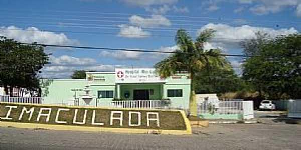 Imaculada-PB-Hospital Municipal-Foto:joaoxmelo