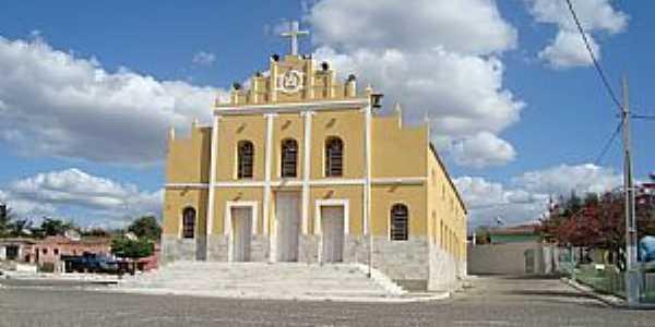 Imaculada-PB-Igreja Matriz-Foto:joaoxmelo