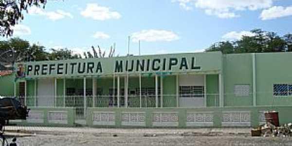 Imaculada-PB-Prefeitura Municipal-Foto:joaoxmelo