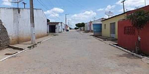 Imaculada-PB-Rua Antônio Serafim-Foto:Joao Bosco da CAGEPA