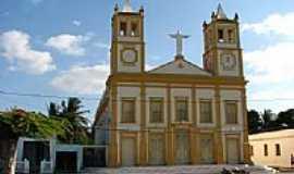 Ingá - Igreja Matriz N.Sra.da Conceição em Ingá-PB-Foto:Ten Rech