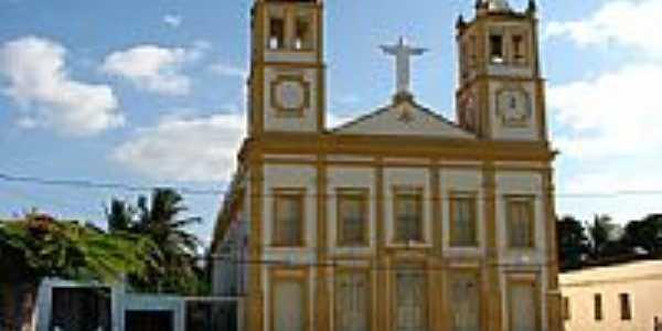 Igreja Matriz N.Sra.da Concei��o em Ing�-PB-Foto:Ten Rech