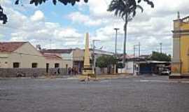 Itabaiana - Itabaiana-PB-Obelisco ao lado da Matriz-Foto:Forista IvoJP