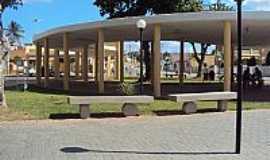 Itabaiana - Itabaiana-PB-Praça Central-Foto:Forista IvoJP