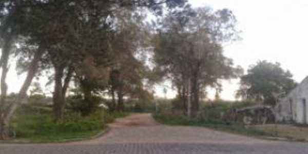as centenária as caibeiras caminho para o açude de zé de paulo. foto arquivo nivaldo nas trilhas, Por nivaldo nas trilhas de itabaiana pb.