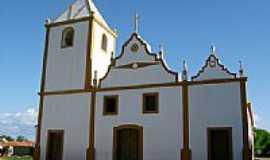 Itaporanga - Igreja do Rosário-Foto:Alex Figueiredo
