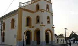 Jacaraú - Igreja Matriz de Jacaraú-Foto:zemark
