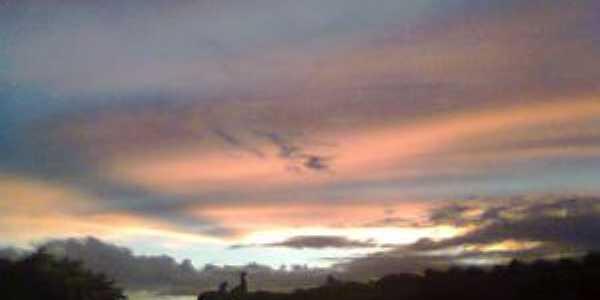 O por do sol na terra santa de jerico paraiba, Por Daniel deivid