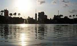 João Pessoa - Tarde na Lagoa em João Pessoa-PB-Foto:Ray Fernandes