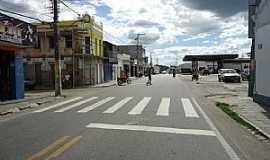 Juazeirinho - Juazeirinho-PB-Avenida Principal-Foto:jose falcao