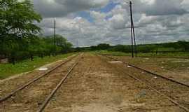 Juazeirinho - Juazeirinho-PB-Linha Férrea-Foto:jose falcao