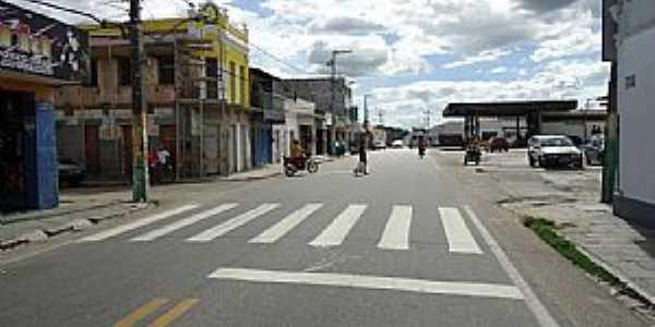 Juazeirinho-PB-Avenida Principal-Foto:jose falcao