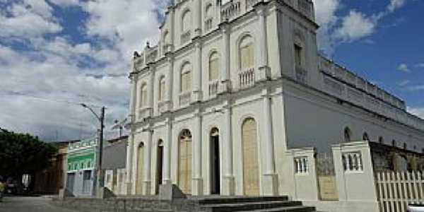 Juazeirinho-PB-Matriz de São José-Foto:jose falcao