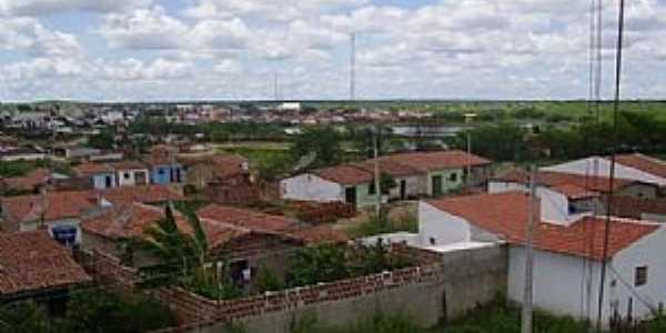 Juazeirinho-PB-Vista do Bairro Alto dos Medeiros-Foto:jose falcao