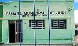 Juru - C�mara Municipal de Juru-PB-Foto:dignow.