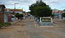 Juru - Entrada Sul de Juru-PB-Foto:Dr.Ernando