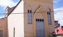 Juru - Igreja de S�o Sebasti�o em Juru-PB-Foto:Artur Conolly